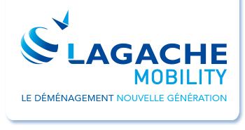 Lagache Mobility Le déménagement nouvelle génération - Logo