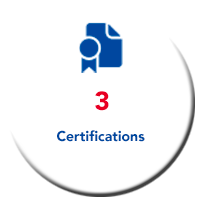Lagache Mobility Pastille 3 certifications